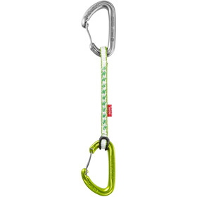 Ocun Kestrel QD DYN Express Set 8mm 15cm 5-Pack, green